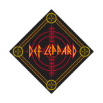 2014 Def Leppard Tour Bandana