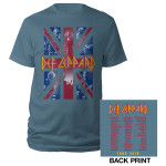 Union Jack Live Shots Tour 2016 Tee