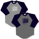 Amp Baseball T-Shirt