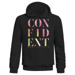 Confident Logo Pullover Sweatshirt