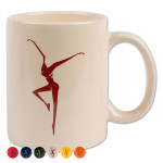 DMB Firedancer Ceramic Coffee Mug