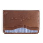 DMB Leather Firedancer Card Wallet