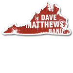 DMB Virginia Sticker