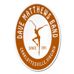 DMB Since 1991 Sticker