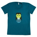 DMB Women's Owl Shirt