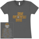 Ladies DMB 2006 Summer Tour Date Shirt
