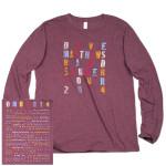 DMB 2014 Long Sleeve Tour Shirt