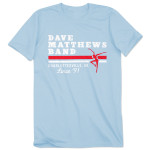 DMB Retro Stripe tee