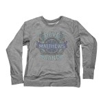 DMB Vintage Type Ladies Longsleeve Shirt