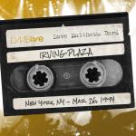 DMB Irving Plaza, New York, NY 3/26/1994