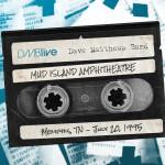 DMB Mud Island Amphitheatre, Memphis, TN 07/20/1995