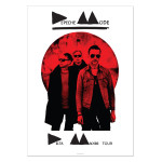 Delta Machine Limited Edition Lithograph