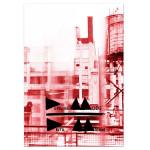Delta Machine Limited Edition Album Cover Lithograph