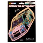Danica Patrick Sprint Cup Car Chrome Magnet