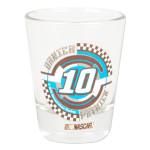 Danica Patrick #10 2 oz. Collector Glass
