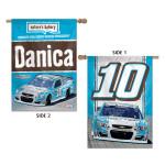 "Danica Patrick #10 28""x40"" Vertical 2 Sided Flag"