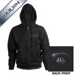Dream Theater Eclipse Zip-Up Hoodie