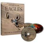 History Of The Eagles 3 Disc DVD Set
