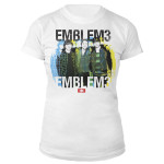 Emblem3 Chloe Single Girl's Tee