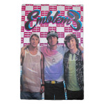Emblem3 Thumbprint 2-sided Duvet Cover & Case