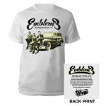 Emblem3 Car Photo 2014 Tour Tee