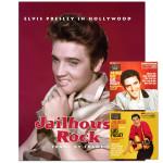 Elvis Jailhouse Rock 2 CDs w/ Book