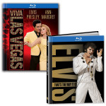 ELVIS Viva Las Vegas 50th Anniversary Blu-Ray & That's the Way It Is: 2001 Special Edition + 1970 Theatrical Version (Blu-Ray/Book)