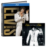 Elvis - That's the Way It Is:2001 Special Edition + 1970 Theatrical Version (Blu-Ray/Book) & That's The Way It Is FTD CD Bundle
