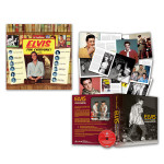 Elvis For Everyone CD and Best of British (book w/ CD) Bundle