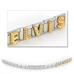 Elvis Add-A-Charm Bracelet