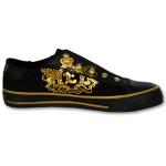 Elvis 1977 30th Anniversary Men's Black/Gold Shoe