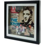 Elvis TV Guide Shadow Box