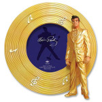 Elvis Gold Record Picture Frame