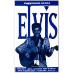 Elvis Paperback Songs Book