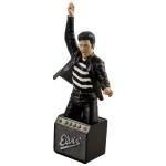 Elvis Jailhouse Rock Bust Figurine
