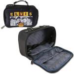 Elvis Sun Records Black Toiletry Case