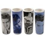 Elvis Set of 4 Shooters