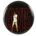 Elvis '68 Comeback Special Button