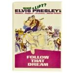 Elvis Follow That Dream Magnet
