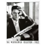 Elvis Wertheimer Going Home Tin Sign