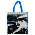 Elvis Has Left the Building Recycle Shopper Bag