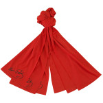 Red Scarf Set of 3