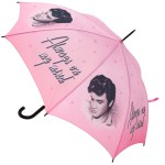 Elvis Always On My Mind Stick Umbrella