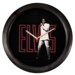 Elvis '68 Special Light-Up Wall Clock