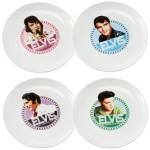 New Elvis King of Rock Plates