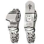 Limited Edition ID Bracelet Watch - Stainless Steel