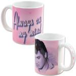 Elvis On My Mind Coffee Mug