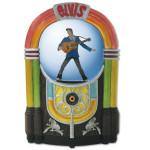 Elvis Jukebox Musical Waterglobe