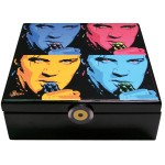 Elvis Two By Two Musical Jewelry Box