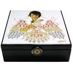 Elvis Eagle Musical Jewelry Box